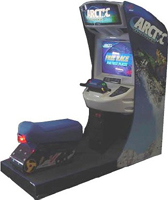 Arctic Thunder Driving Game
