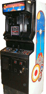 Battle Zone Arcade Game