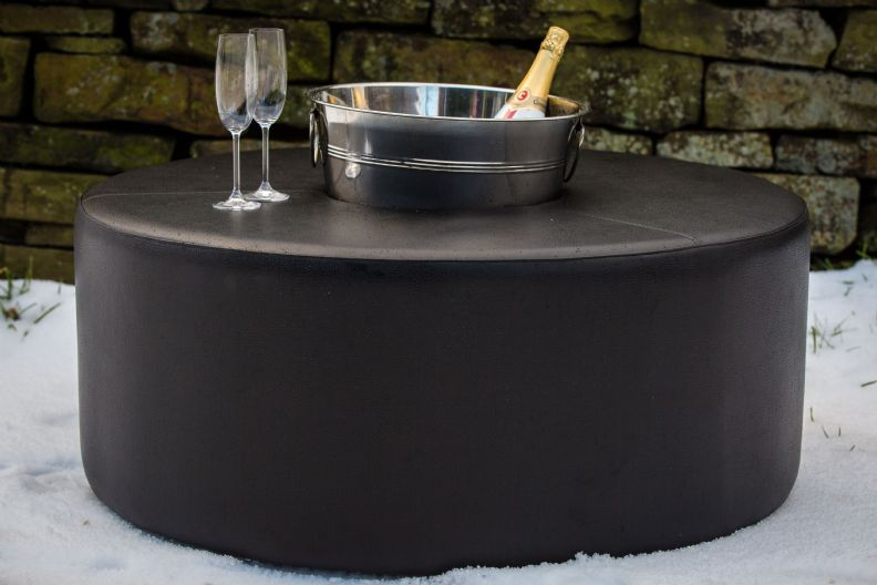 Champagne Bucket Table