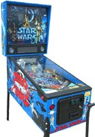 Pinball Star Wars