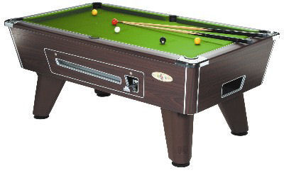 Supreme Winner 6 foot Mahogany Pool Table