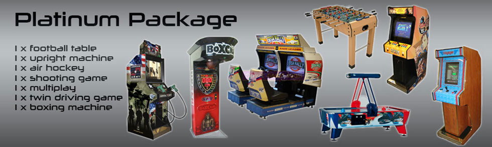 Platinum Arcade Package